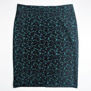Micheal Kors Skirt Embroidered Straight Skirt